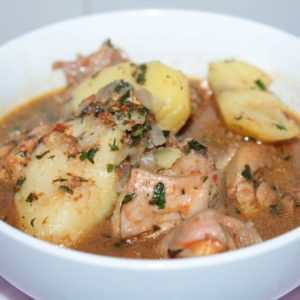 Chicken Peppersoup