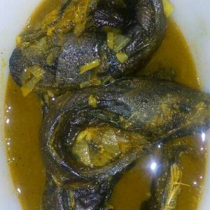 Dried Fish Pepper Soup