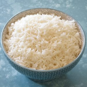 Basmati Rice Only