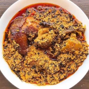 Efo Egusi Only