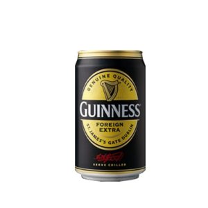 Guiness Extra Stout Can