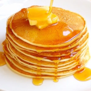 Pancakes and Honey